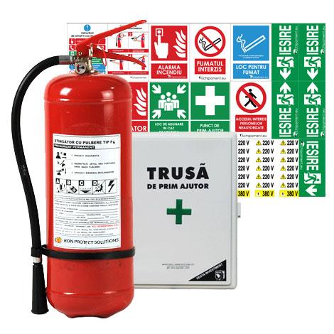 pachet-basic-trusa-sanitara-fixa-stingator-p3-set-40-autocolante-pvc