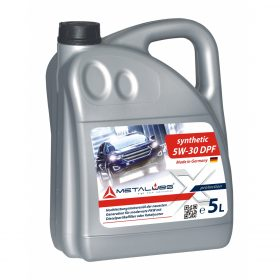 Ulei Sintetic Metalubs 5W-30 DPF 5l